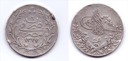 Egypt 20 Qirsh 1913 H (1327/6) - Egipto