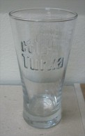 AC - COLA TURKA - TUMBLER A CLEAR GLASS FROM TURKEY - Verres