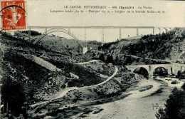 CPA - Ruynes En Margeride (15) - Viaduc Du Chemin De Fer De Garabit - Ouvrages D'Art
