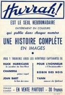 HURRAH LE DERNIER MESSAGE  N°16 PAGE INTERCALAIRE - Hurrah
