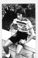 José GENCALVES . Cyclisme. 2 Scans. Lire Descriptif. Sporting Sottomayor 1975 - Cycling