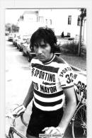 Antonio MARCALO . Cyclisme. 2 Scans. Lire Descriptif. Sporting Sottomayor 1975 - Cycling