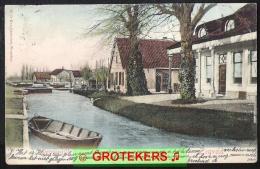 ZEGVELD Dorpsgezicht 1903 - Pays-Bas