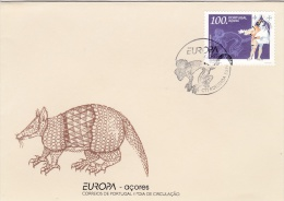 Acores FDC 1994 Europa CEPT (G83-68) - 1994