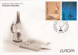 Poland FDC 1994 Europa CEPT (G83-68) - 1994