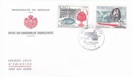 Monaco FDC 1994 Europa CEPT (G83-68) - 1994