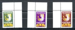 897 - SCHAFFHAUSEN Fiskalmarken - Fiscaux