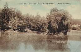 - Haute Marne - Ref-52572 - Prez Sou Lafauche - Etang De Lavaux - - Autres Communes