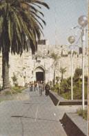 Israel--Jerusalem--The Old City, Jaffa Gate - Israel