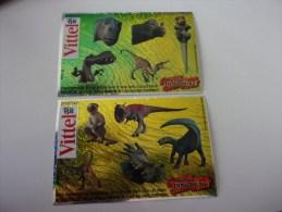 Autocollants Disney Dinosaure, P'tit Vittel - Adesivi