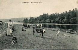 78 MOISSON  Bords De La Seine - France