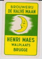 Joker. Brouwerij DE HALVE MAAN. Henri Maes, Brugge (2) - Autres