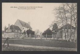DF / 18 CHER / SAINT-DOULCHARD / OUZY / PROPRIÉTÉ DU GRAND SÉMINAIRE DE BOURGES, VUE D'ENSEMBLE - Autres Communes
