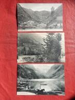 CAUTERETS  -  Lot De  5 Cartes Postales  -  ( 2 Scans) - Cauterets