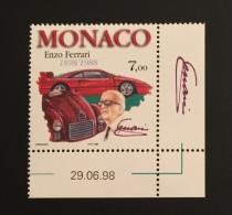 MONACO - 1998 - N° 2168 - Unused Stamps
