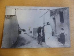 OLERON UNE RUE DE LA BREE ANIMEE FEMMES ESCALIER BRAUN 3133 - Ile D'Oléron