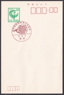 Japan Commemorative Postmark, 38th National Athletic Meet Soccer (jch3352) - Other