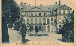 Strasbourg-Palais Du Commissariat De Le République - Strasbourg