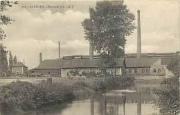 - Haute Marne - Ref-52518 - Marnaval - Usine - Usines - Industrie - Saint Dizier - St Dizier - Carte Bon Etat - - Otros Municipios