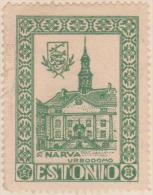 ESTONIA - 24 Cinderella Poster Stamps -  Famous Persons And Scenes Of Tallinn, Narva, Tartu, Pirita, Etc. - Estonia