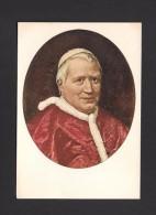 RELIGIONS - PAPES - PORTRAIT DE SA SAINTETÉ LE PAPE PIE IX - POPE PIE IX - PAR STUDIO DEL MOSAICO - Popes