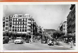 SAN SEBASTIAN  - Cpsm Espagne)  Avenido De Espana - Avenue D'espagne - Photo GALARZA - Spagna