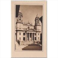 NVRRTP9853-LFTD5730TARIC.Tarjeta Postal De NAVARRA.Edificios.Iglesia,casas, Y CATEDRAL DE PAMPLONA - Iglesias Y Catedrales