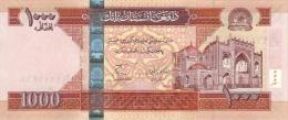 AFGHANISTAN P. 77b 1000 A 2010 UNC - Afghanistán