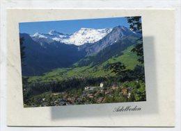 SWITZERLAND - AK 264249 Adelboden - BE Bern