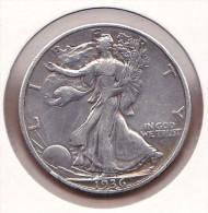 AC - USA - 1936 WALKING LIBERTY HALF DOLLAR-0.90 SILVER - EDICIONES FEDERALES