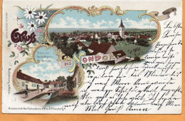 Gruss Aus Nondorf A.d. Wild Nieder Oestr 1989 Postcard - Other