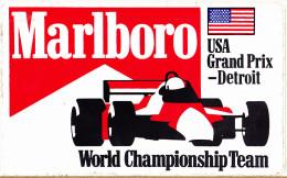 ADESIVO - STICKER - GRAN PREMIO USA  F1 - Adesivi