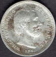 Netherlands, 5 Cents 1869 - [ 3] 1815-… : Kingdom Of The Netherlands