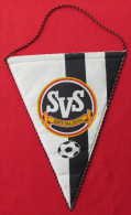 FOOTBALL / SOCCER / FUTBOL / CALCIO - SVS SPITTAL DRAU, Austria, Vintage Big Pennant, Wimpel - Apparel, Souvenirs & Other