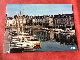 France.  Vannes. Le Port - Vannes