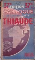 Thiaude 1953 - 256 Pages - Frankreich