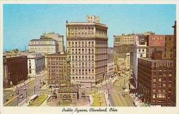 Cleveland      122        Public Square       ( Voir Timbre ) - Cleveland