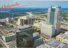 Orlando        H132       Greetings From Orlando     ( Voir Timbre ) - Orlando