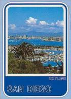 San Diego        H134       Skyline     ( Voir Timbre ) - San Diego