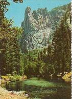 Yosemite        H144      Sentinel Rock      ( Voir Timbre ) - Yosemite