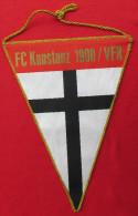 FOOTBALL / SOCCER / FUTBOL / CALCIO - FC KONSTANZ 1900, Germany, Vintage Pennant, Wimpel - Apparel, Souvenirs & Other