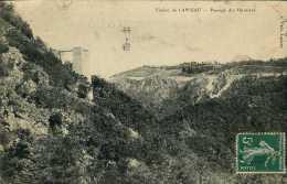 CPA - Lapleau - Viaduc Du Chemin De Fer De Roche Taillade - Autres Communes
