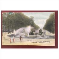 Paris  La Fontaine De Carpeaux  Avenue De L' Observatoire  57  CM - Statues