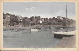 29 - RIEC-SUR-BELON - Rosbras Et Pointe De Kerdruc - France