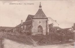 COIFFY LE BAS - TRES BEAU PLAN - SEPIA - DE LA CHAPELLE -  TOP !!! - Autres Communes