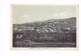ITALIE - ALBARETO - PANORAMA - 1942 - Unclassified