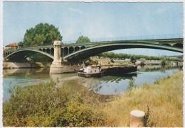 Maisons-Alfort. Le Pont De Maisons-Alfort. - Maisons Alfort