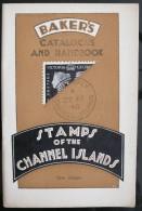 Stamps Of The Channel Islands - 64 Pages - Frais De Port 1.50 Euro - Littérature