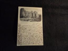 Cheshire. Hawarden Castle. Avant 1904. - Angleterre