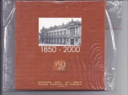 FDC-muntenset 2000 Origineel Geseald - 1993-...: Albert II